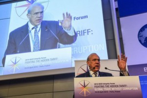 Angel Gurria at 2016 OECD Integrity Forum