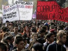 La corruzione è arrivata in Cile?