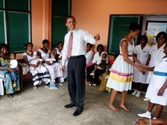Obama in Kenya per dire no alla corruzione