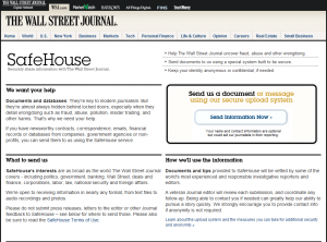 Wall-Street-Journal-Launches-WikiLeaks-Style-Site