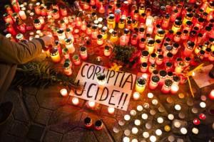 """""""La corruzione uccide"""""""