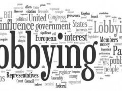 Registro dei lobbisti europei.  Una questione ancora da definire.