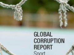 Global Corruption Report sullo Sport