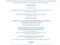 """Seminario informativo """"la prevenzione ed il contrasto alla corruzione"""""""