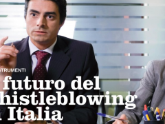 Il futuro del whistleblowing in Italia
