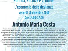 Evento 16 Dicembre 2016, Tor Vergata